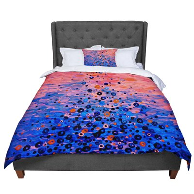 Ebi Emporium What Goes Up Comforter Size: Queen