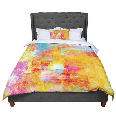 Ebi Emporium off the Grid Comforter Size: Queen