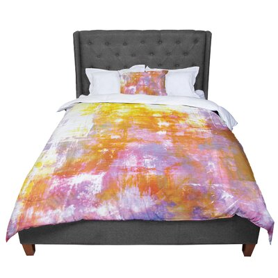 Ebi Emporium off the Grid II Painting Comforter Size: Twin