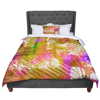Ebi Emporium Flamenco Moves Comforter Size: Twin