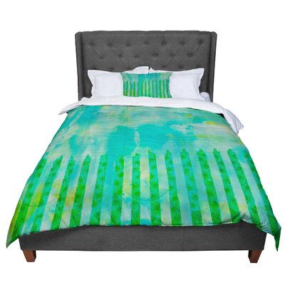 Ebi Emporium Fancy This Comforter Size: King