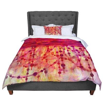 Ebi Emporium Prismacolor Pearls Comforter Size: Queen