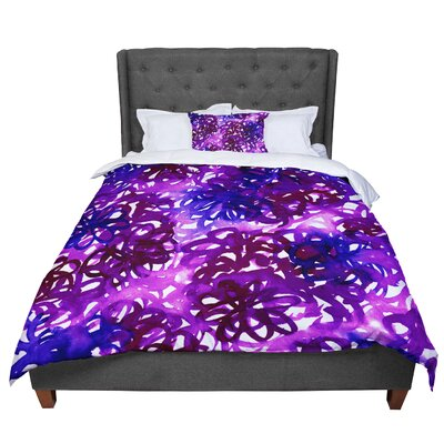 Ebi Emporium Tangled Up 1 Comforter Size: King
