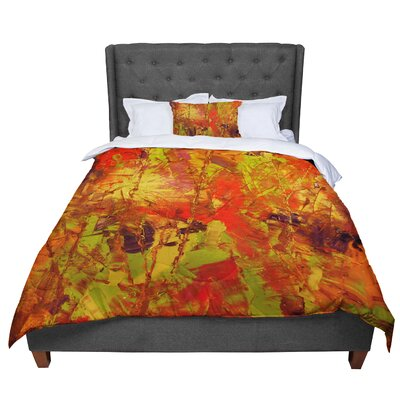 Jeff Ferst Autumn Comforter Size: King