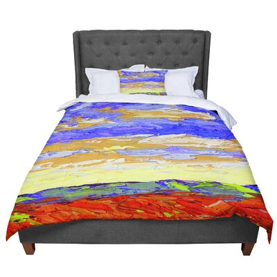 Jeff Ferst After the Storm Comforter Size: Twin