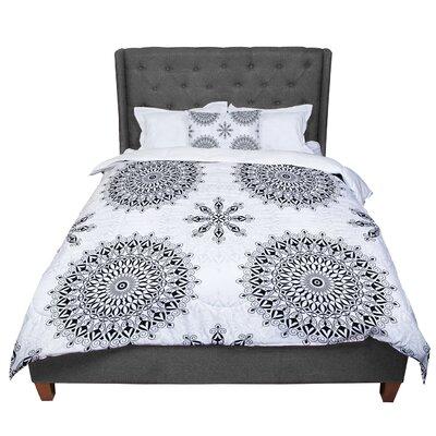 Julia Grifol Mandala Comforter Size: Twin