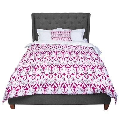 Julia Grifol Warm Deco Comforter Size: King