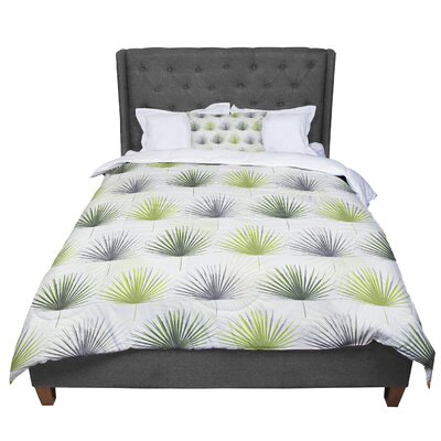 Julia Grifol My Holidays Time Comforter Size: King