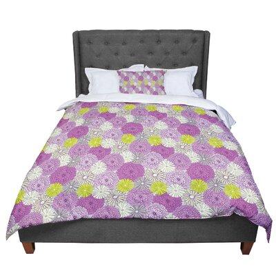 Julie Hamilton Rhapsody Comforter Size: Queen