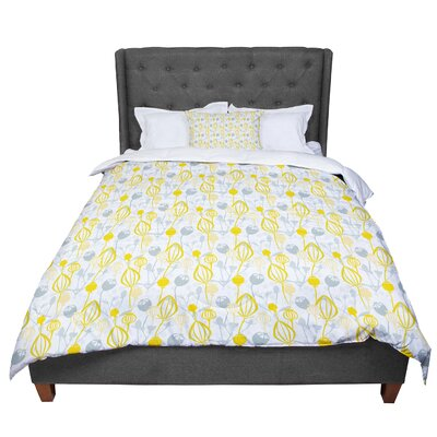 Julie Hamilton Willow Wisp Comforter Size: Twin