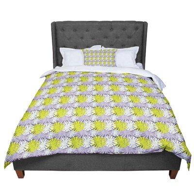 Julie Hamilton Zinnia Comforter Size: King