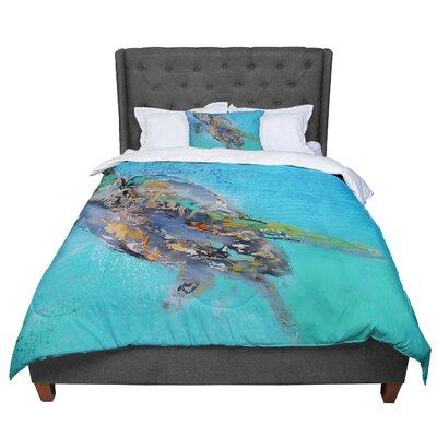 Josh Serafin Daddy Comforter Size: King