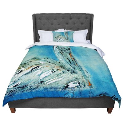 Josh Serafin Drifter Comforter Size: Queen