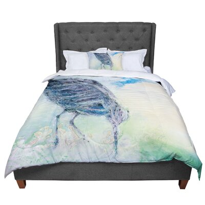 Josh Serafin Feast Comforter Size: Queen