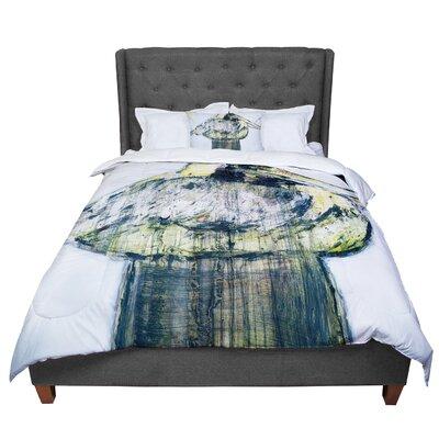 Josh Serafin Oldtimer Bird Comforter Size: Queen