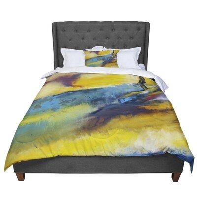 Josh Serafin Sano Surf Comforter Size: King