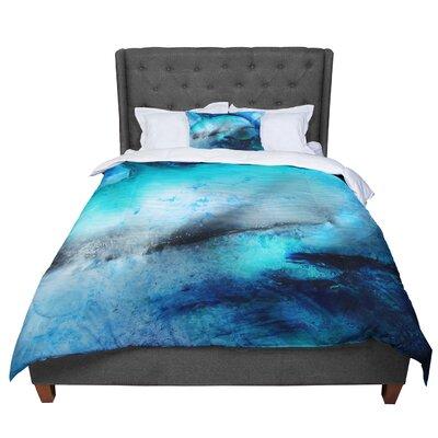 Josh Serafin Dolphin Comforter Size: King
