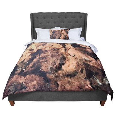 Abstract Anarchy Design Midas Abstract Comforter Size: Twin