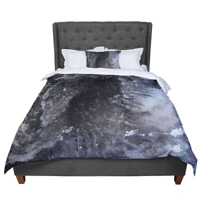 Abstract Anarchy Design Crepuscular Nebula Comforter Size: Twin
