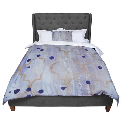 Kira Crees Lush Comforter Size: Twin
