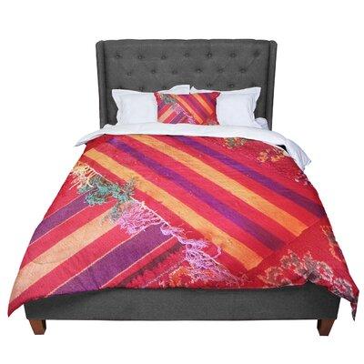 Luvprintz Carpet Comforter Size: Queen