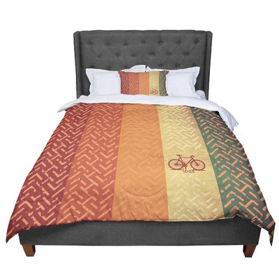 Lost Comforter Size: Queen