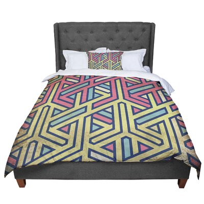 Deco Comforter Size: King