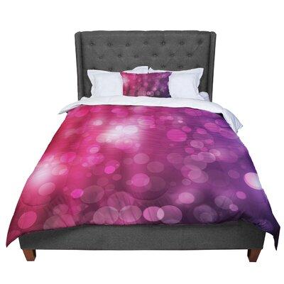 Dark Horse Bokeh Comforter Size: Twin