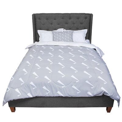 Check You Out Comforter Size: Twin