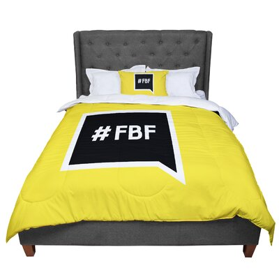 Flash Back Friday Comforter Size: Twin