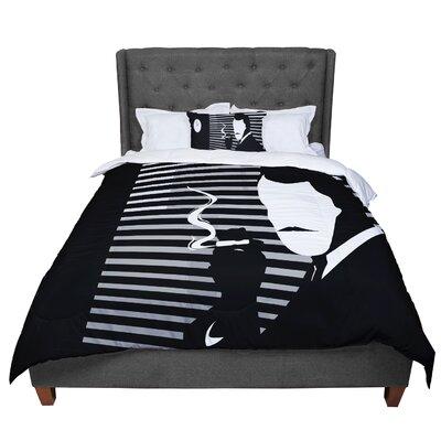 Kevin Manley Vincent Comforter Size: Twin