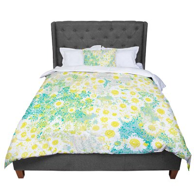 Kathryn Pledger Myatts Meadow Comforter Size: Twin
