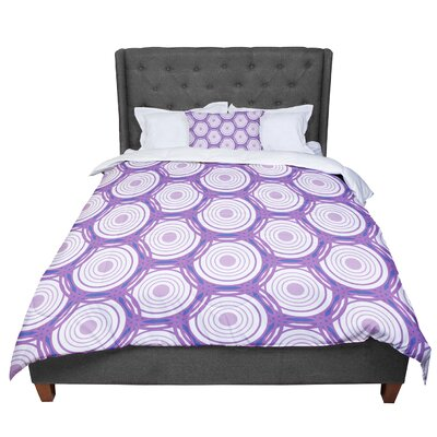 Louise Labyrinth Comforter Size: Twin