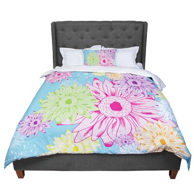 Laura Escalante Summer Time Comforter Size: Queen