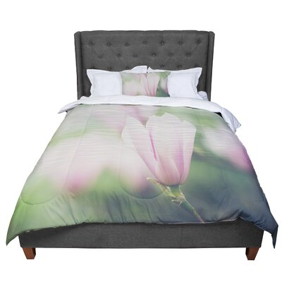 Laura Evans a Magnolia Comforter Size: Twin