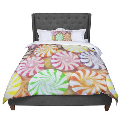 Libertad Leal I Want Candy Comforter Size: Twin