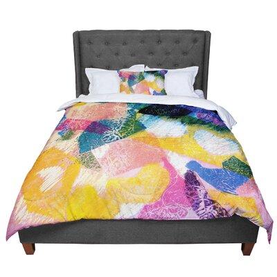 Louise Machado Texture Comforter Size: King