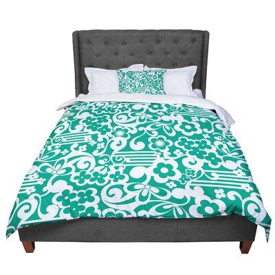 Louise Machado Esmerald Comforter Size: Queen
