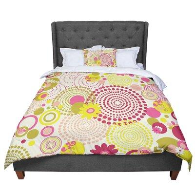 Louise Machado Poa Comforter Size: Queen