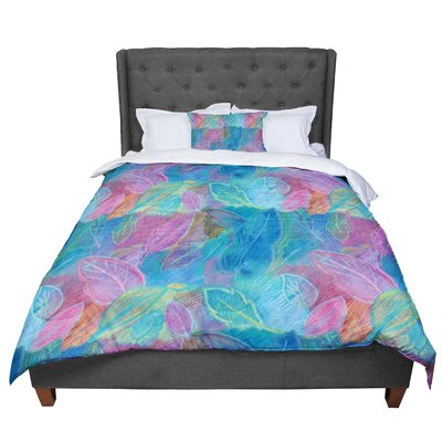 Louise Machado Rabisco Comforter Size: King