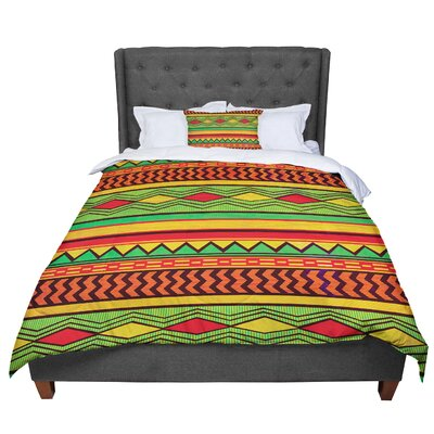 Louise Machado Egyptian Comforter Size: Queen
