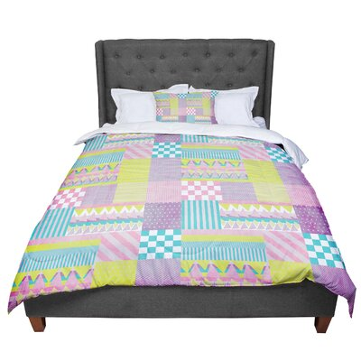 Louise Machado Patchwork Comforter Size: Twin