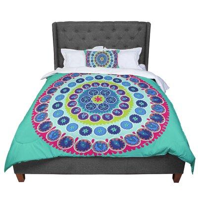 Laura Nicholson Surkhandarya Comforter Size: Queen