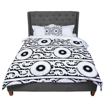 Laura Nicholson Samarkand Comforter Size: King