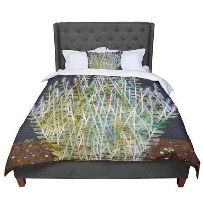 Laura Nicholson Russian Sage Comforter Size: King