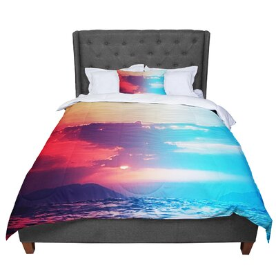 Li Zamperini Summer Comforter Size: King