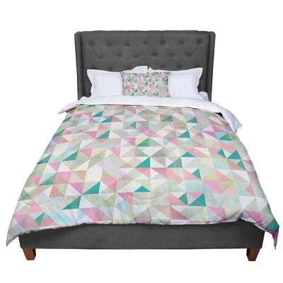 Mareike Boehmer Graphic 75 Comforter Size: King