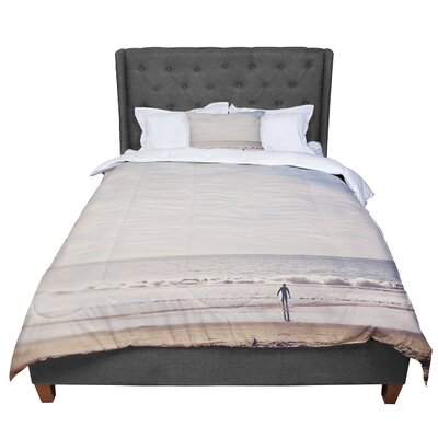 Myan Soffia Ritual Beach Comforter Size: Twin