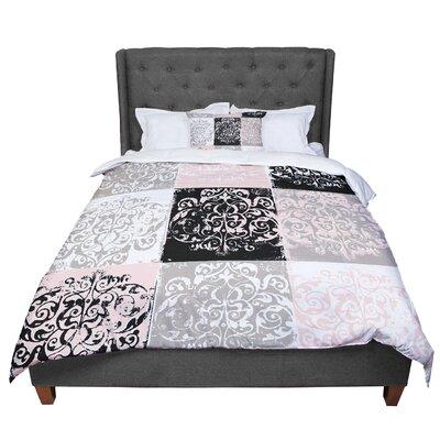 Matthias Hennig Soft Dots Comforter Size: Twin