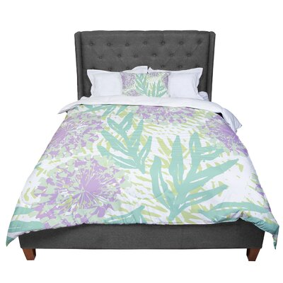 Chickaprint Varen Comforter Size: King